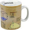 Henkelbecher / Becher Wissensbecher Mathematik 460ml