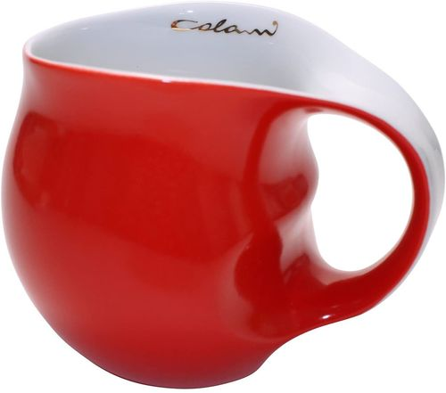 Colani Kaffeebecher Rot 280 ml