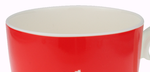 Tasse Abi 2021 Rot 425 ml mit Namen in GK